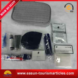 Factory Price Hotel Bathroom Amenities Set for Hotel and Airline pictures & photos