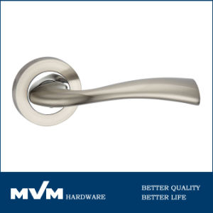 Furniture Hardware Door Handles on Rose (A1257E8) pictures & photos