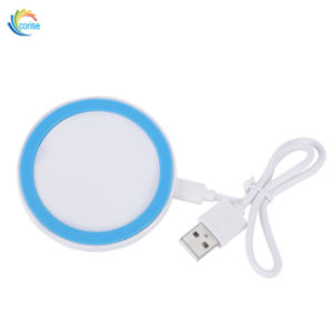 High Quality Qi Certified Fast Wireless Charger pictures & photos