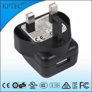 5V 1A AC/DC Adapter with Ce and RoHS Reach EU Plug pictures & photos