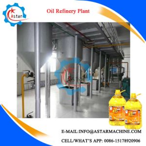 Hot Sale in Africa Vegetable Oil Refining Plant pictures & photos