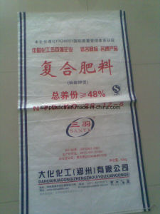 BOPP Woven Bag for Fertilizer, Animal Feed, and Food Ingredents pictures & photos