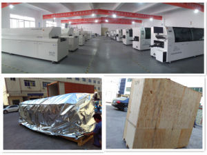 SMT Reflow Oven LED Reflow Soldering Machine Oven Reflow pictures & photos