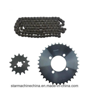 High Wearable Motorcycle Chain and Sprocket Kit pictures & photos