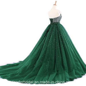 Green Blue Quinceanera Dresses Crystals Beaded Party Prom Gowns Dresses 2018 Lb17918 pictures & photos