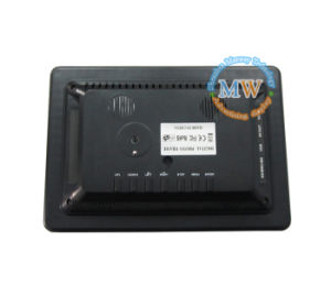 Plastic Material 7 Inch Digital Photo Frame with Battery Operated (MW-076DPF) pictures & photos