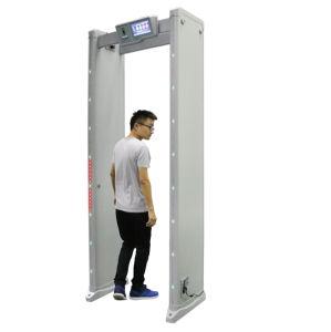 2017 Hot Sale Security Metal Detector Walk Through Scanner Door pictures & photos