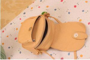 New Design PU Crossbody Lady Handbag Shoulder Bag for Girls pictures & photos