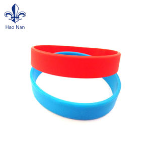 Custom Fashion Promotional Silicone Wristbands for Event pictures & photos
