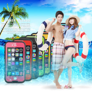 Dots Waterproof Cover Case for iPhone5S pictures & photos