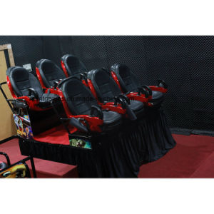The Most Attractive and New Business 12D Cinema 6dof Simulator pictures & photos