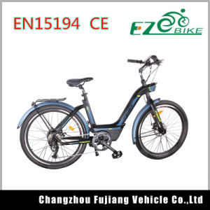 Popular Female Electric Bike with Comfortable Seat Safe Brake System pictures & photos