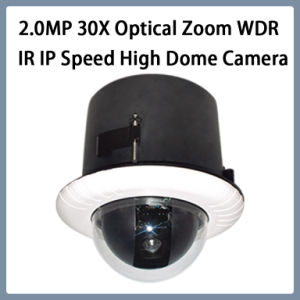 2.0MP 30X WDR IP Embedded Indoor Network PTZ Dome Camera pictures & photos