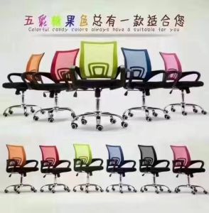 Colors MID Back Durable Comfortable Chair for Heavy People pictures & photos
