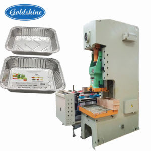 China Aluminium Foil Food Container Production Line on Sale pictures & photos