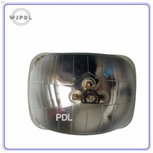 """Auto / Automotive Halogen 7"""" Square Crystal Lamp Sealed Beam for Headlight pictures & photos"""