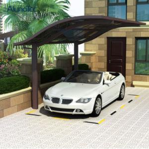 Aluminum Sunshading Carport for Car pictures & photos
