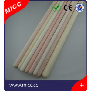Micc 99.7% 6*4*317mm Ceramic Thermocouple Protection Tube pictures & photos