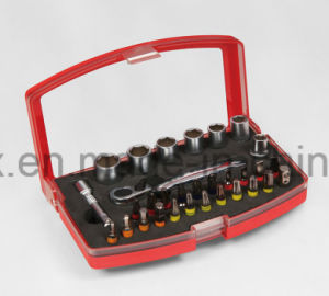 Tool Kit 31 PCS Screwdriver Bit Set / Screwdriver Set (FST-011) pictures & photos