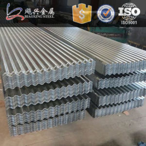Zinc Corrugated Roofing Sheet of Building Materials pictures & photos