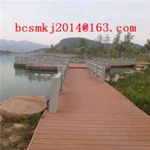 2015 Hot Sale! WPC Outdoor Decking with Beautiful Design pictures & photos