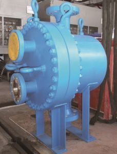 Plate & Shell Heat Exchanger for Petrochemical Industy