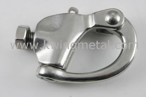 Stainless Steel Fixed Eye Snap Shackle pictures & photos