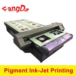 T-Shirt White Ink-Jet Printer for Dark Color Printing pictures & photos