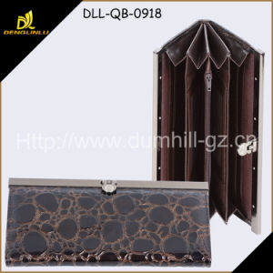 2017 Fashion Evening Clutch Bags with Metal Frame for Ladies