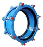 Ductile Iron Pipe Fittings Accessories Universal Coupling pictures & photos