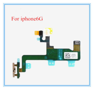 Mobile Phone Power Button Flex for iPhone 6g pictures & photos