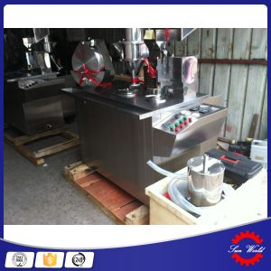 Pharmaceutical Semiauto Capsule Filling Machine for No. 00-5 Capsule Size pictures & photos