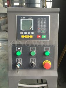 Metal Plate Hydraulic Press Brake with Ce Certificate (WC67Y-160TX3200) pictures & photos