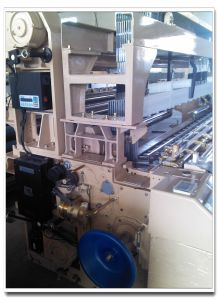 2017 Double Nozzle Waterjet Weaving Loom with Dobby Shedding pictures & photos