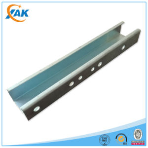 Best Quality Galvanized Light C Steel Profile C Slotted Steel Strut C Channel pictures & photos