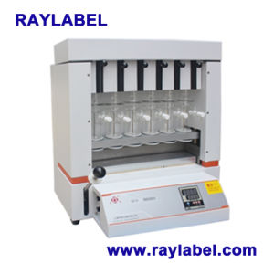 Fat Analyzer, Soxhlet Extraction (RAY-FA01) pictures & photos