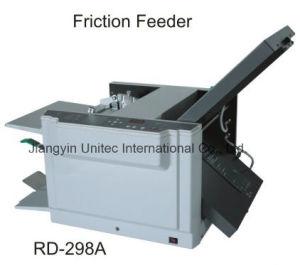 Factory Direct Sale A3 Desktop Automatic Paper Folding Machine Rd-298A pictures & photos