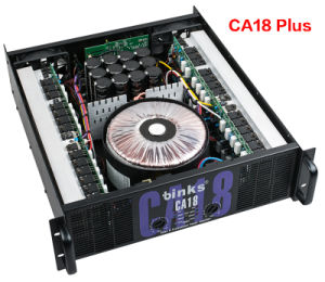 2-Level Power Supply Two Channels Professional Power Amplifier Ca18 Plus pictures & photos