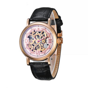 Mechanical Movement High-End Custom Fashion Watch pictures & photos