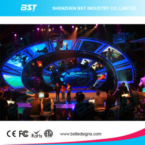 Most Cheap P3.9mm 500mmx1000mm Indoor Rental Stage LED Video Wall pictures & photos