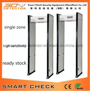 Single Zone Metal Detection Security Detector Metal Detector Gate pictures & photos