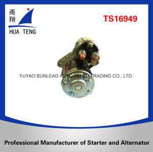 12V 1.2kw Starter for Mazda Motor Lester 30155 pictures & photos