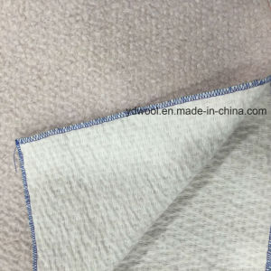 Islands Style Knitting Wool Fabric Ready Greige pictures & photos
