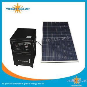 600W Uninterruptible Solar Power System pictures & photos