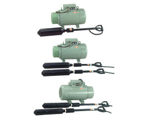 Big-Size Motor-in-Head Vibrators High Frequency Concrete Vibrator pictures & photos