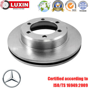 Aftermarket Auto Parts Brake Disc for Mercedes-Benz pictures & photos