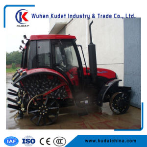 Agricultural Machinery 90HP 4WD Farm Tractors pictures & photos