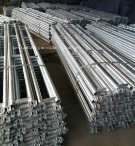 7′ Galvanized Truss Ledger/Double Ledger/Transom Beam for Ringlock Scaffolding pictures & photos