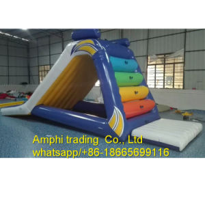 Outdoor Giant Inflatable Water Slide for Adult, Water PVC Slide pictures & photos