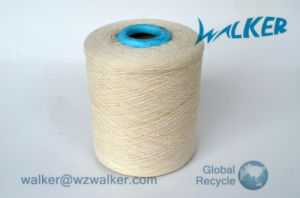 Raw White Cotton Yarn for 7 Guage Glove pictures & photos